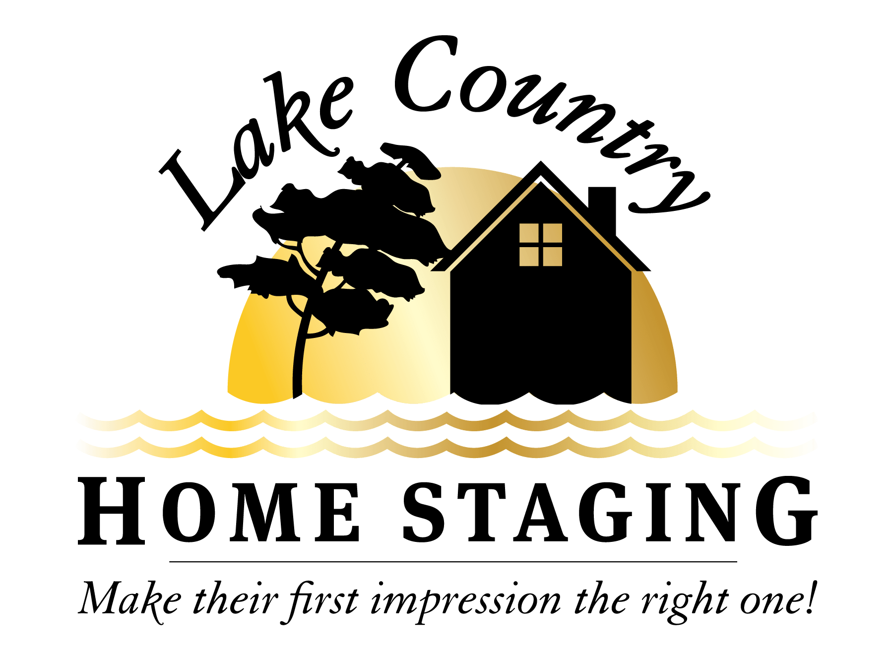 Lake Country Home Staging in Orillia