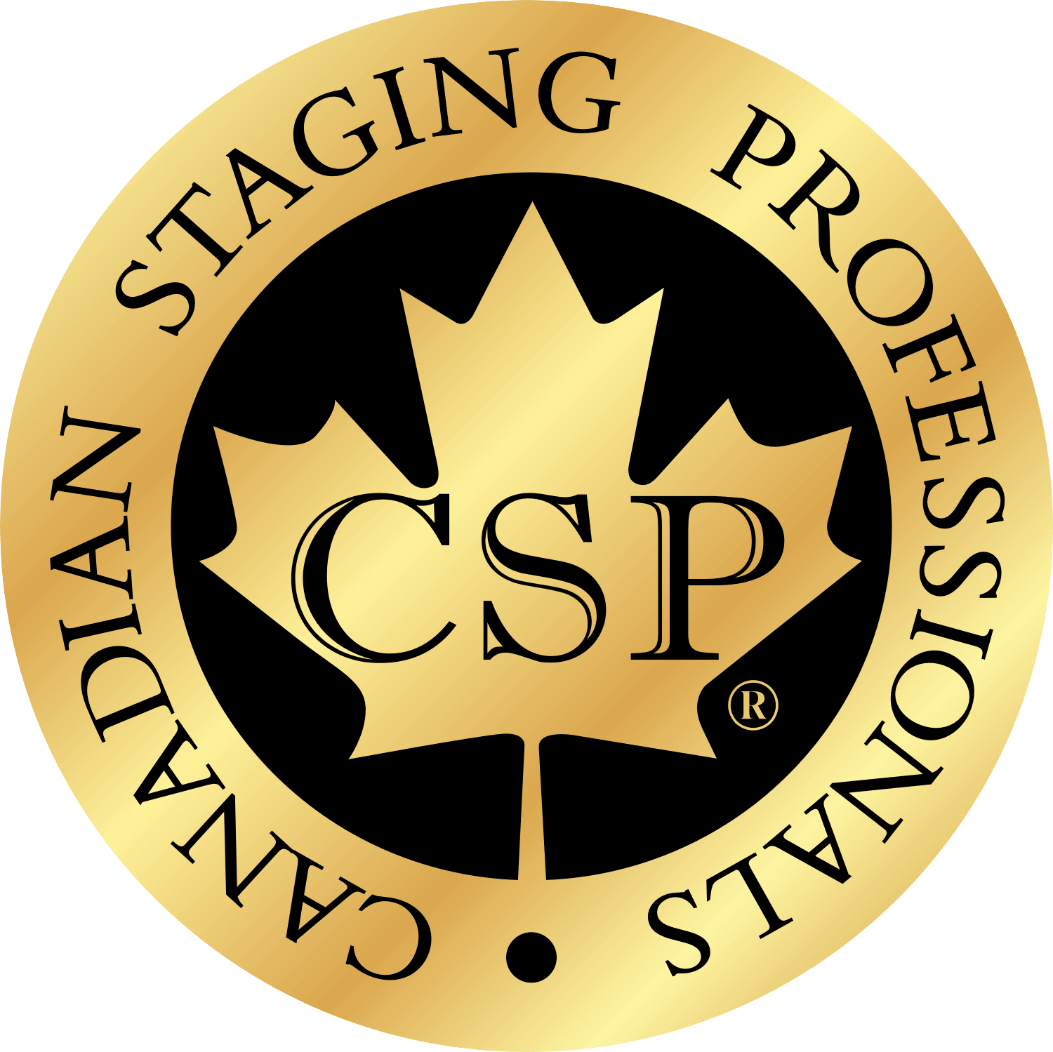 Canadian Certified Staging Professional® logo